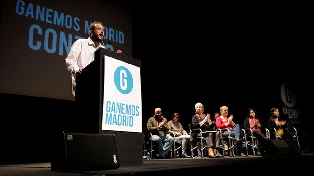 Ganemos Madrid y Podemos llegan a un acuerdo