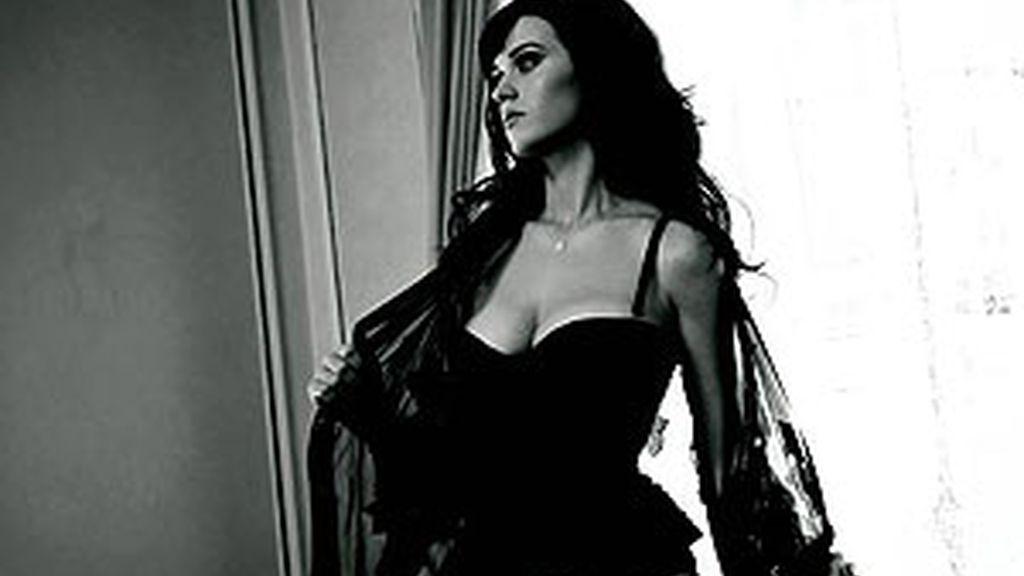 Katy Perry, en una de las fotos publicadas por 'Esquire'. Foto: 'Esquire'/Sheryl Nields