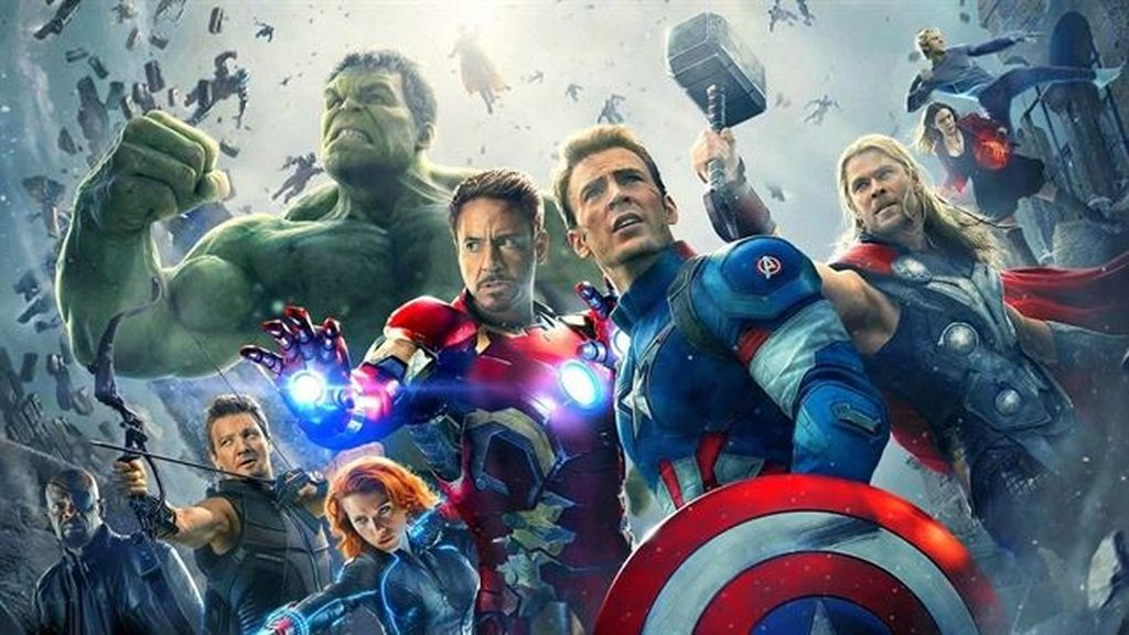 Vengadores: La era de Ultrón supera los 1.000 millones de euros