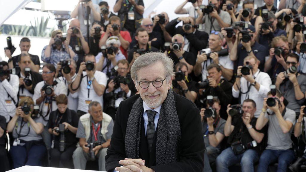 Spielberg en Cannes