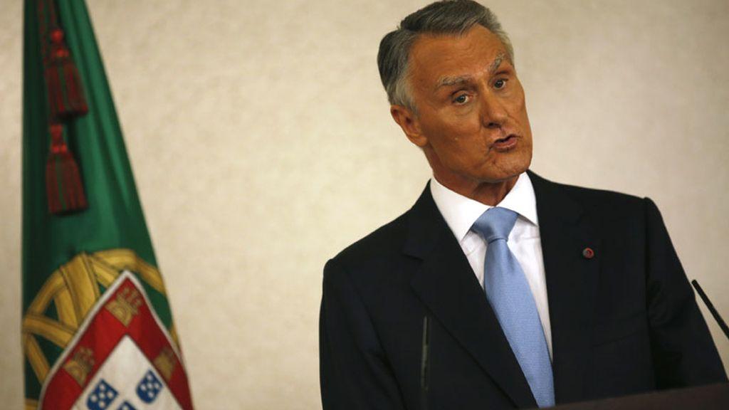 presidente de Portugal, Anibal Cavaco Silva
