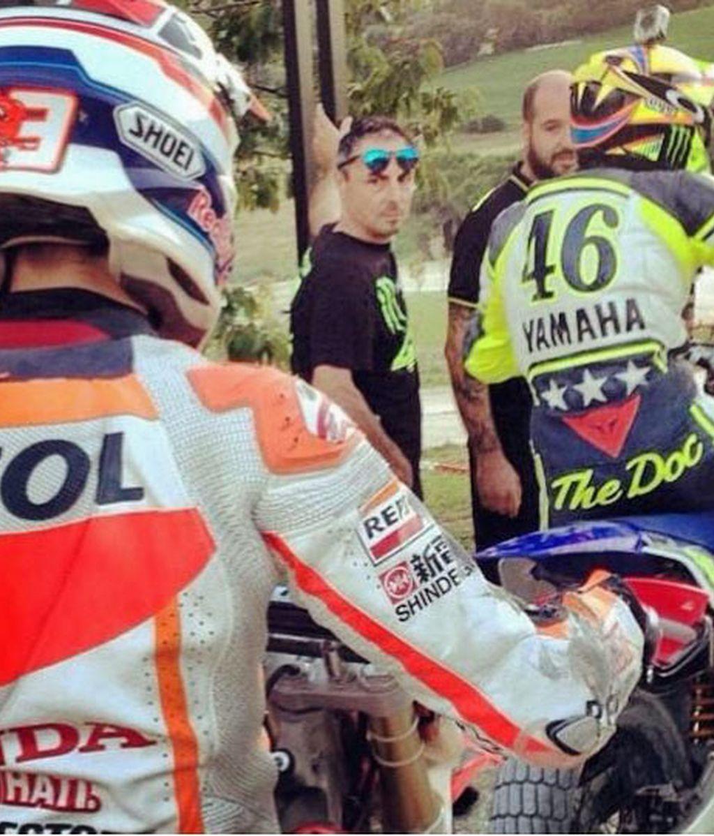 MotoGP,Valentino Rossi,Marc Marquez