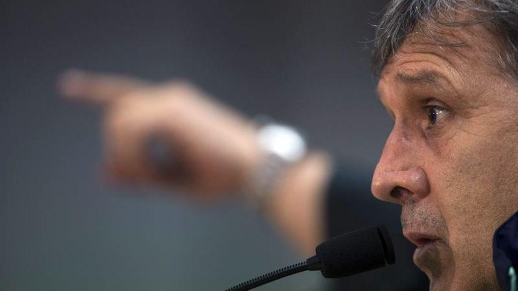 """Martino: """"No estamos en la excelencia pero ganamos siendo superiores"""""""
