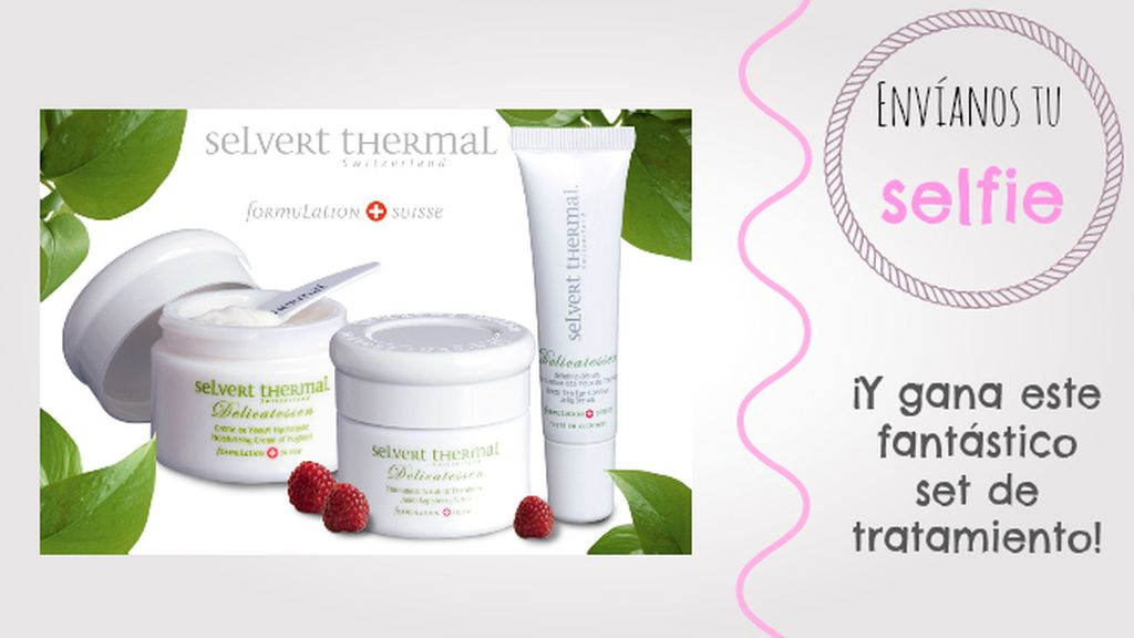 Set de productos de tratamiento Selvert Thermal