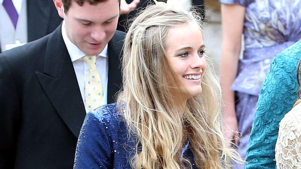 Cressida Bonas, la novia del príncipe Harry