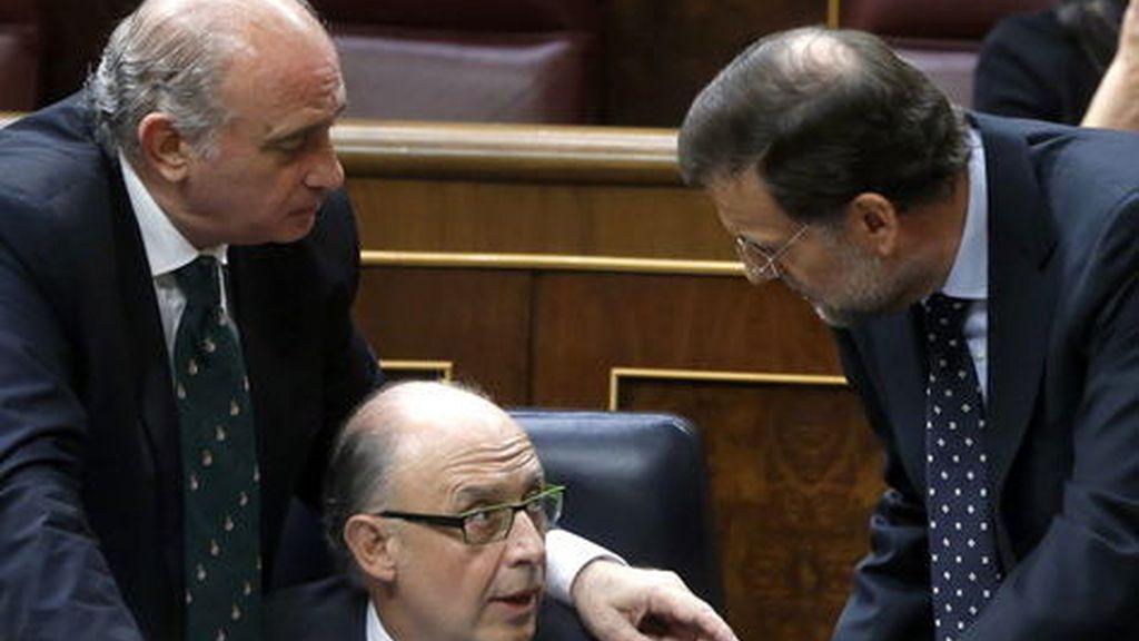 El Gobierno rechaza las enmiendas a la totalidad de los Presupustos Generales del Estado