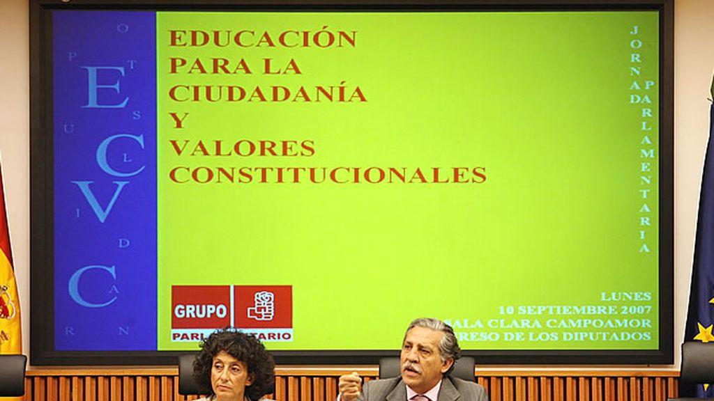 La última cruzada: ¿quién teme la Educación para la Ciudadanía?