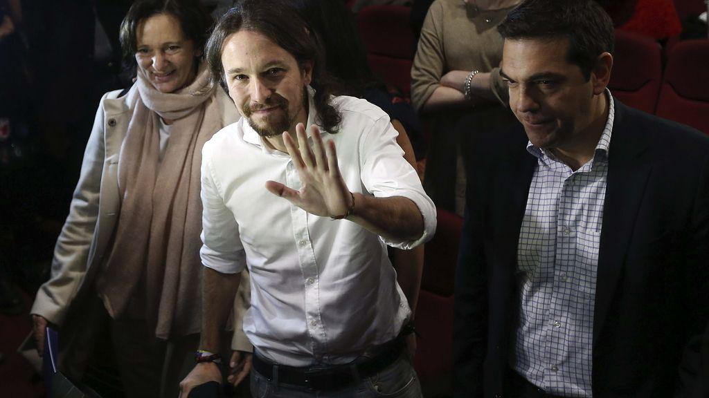 Pablo Iglesias, acto de clausura 'Sí se puede'