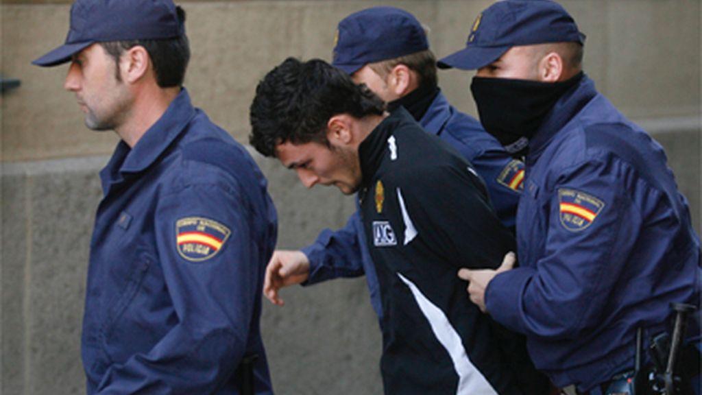 Samuel Benítez, presunto implicado en la desaparición de la joven sevillana Marta del Castillo