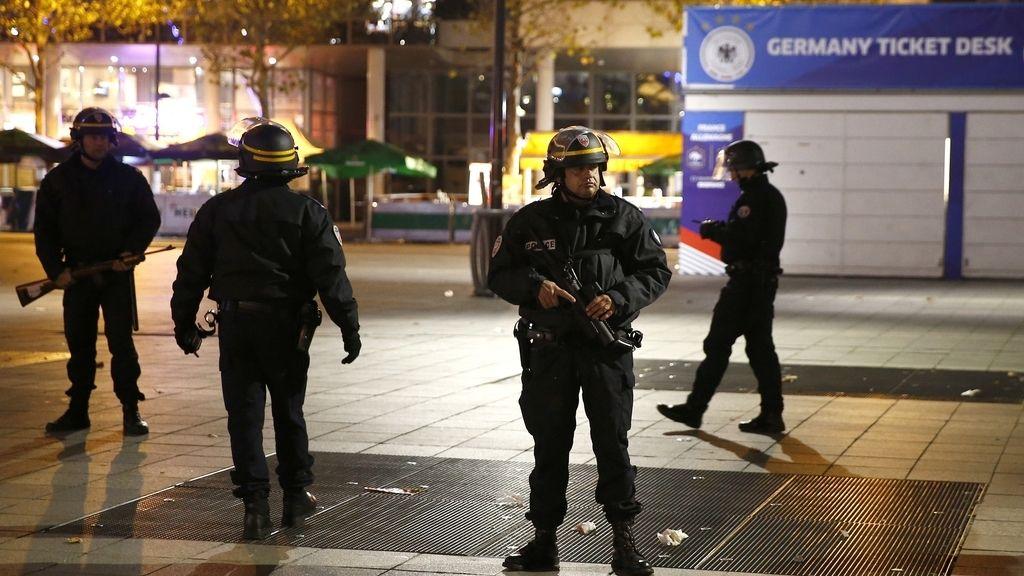 Eurocopa, Terrorismo, UEFA