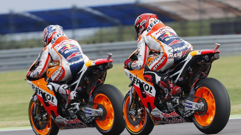 MotoGP,Marc Marquez,Dani Pedrosa
