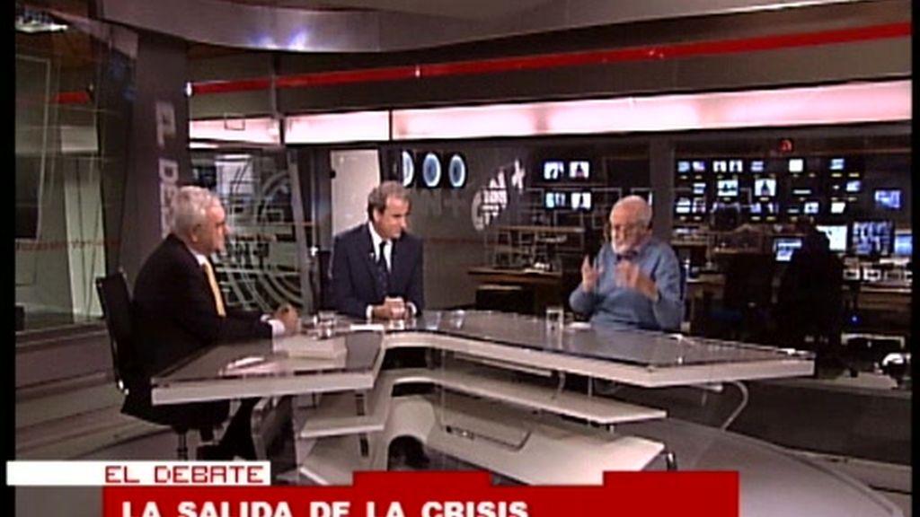 El Debate: La salida de la crisis