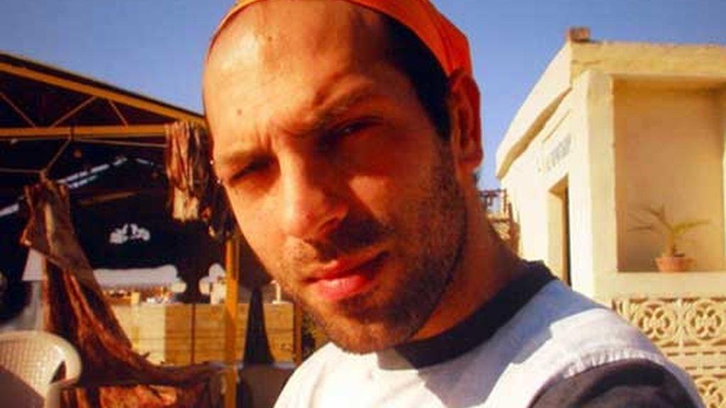 Giovanni Lo Porto, secuestrado en Pakistán