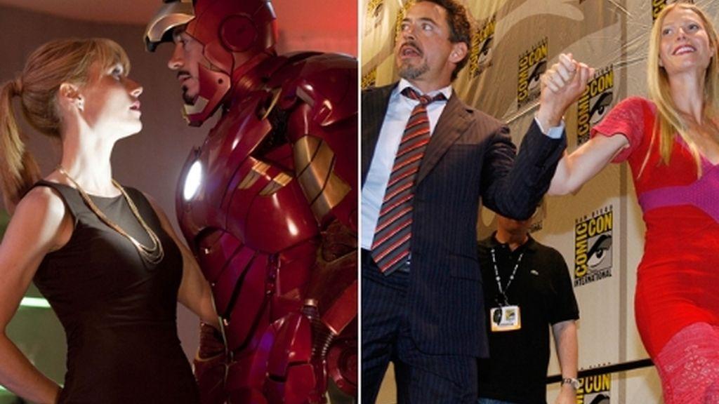 ¿Quién se esconde tras ese superhéroe?