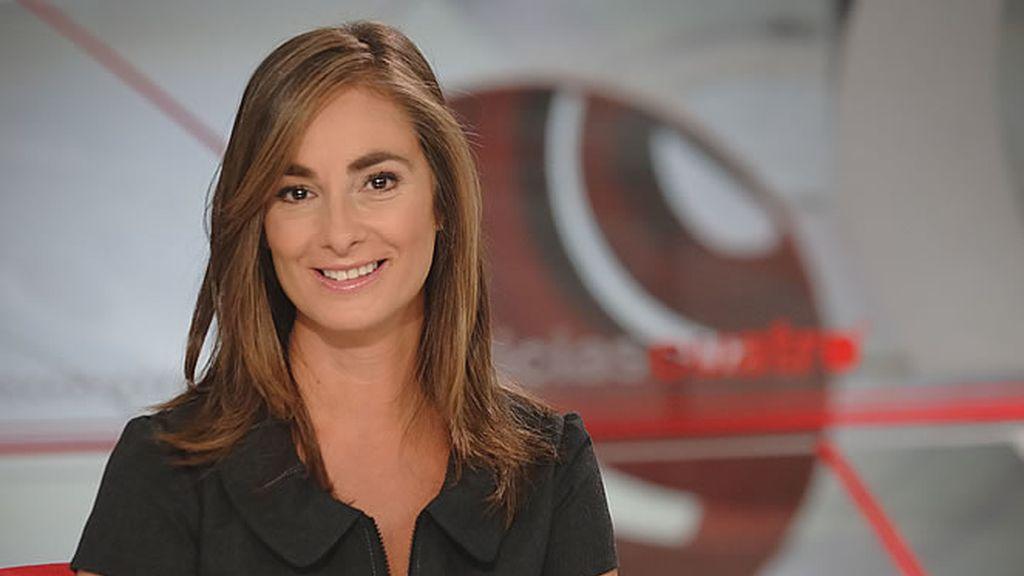 Marta Reyero. Noticias Cuatro