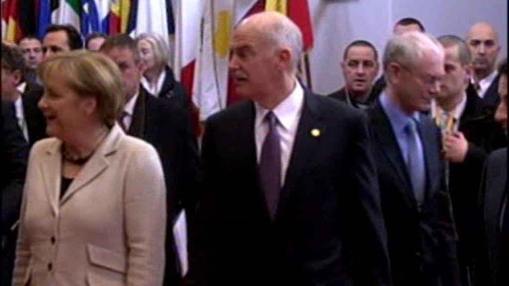 La UE llega a un acuerdo sobre el rescate de Grecia