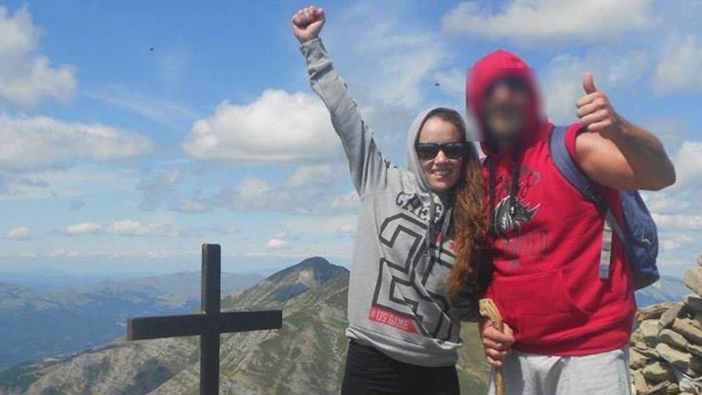 Ana Huete, de Granada, estaba de vacaciones con su marido