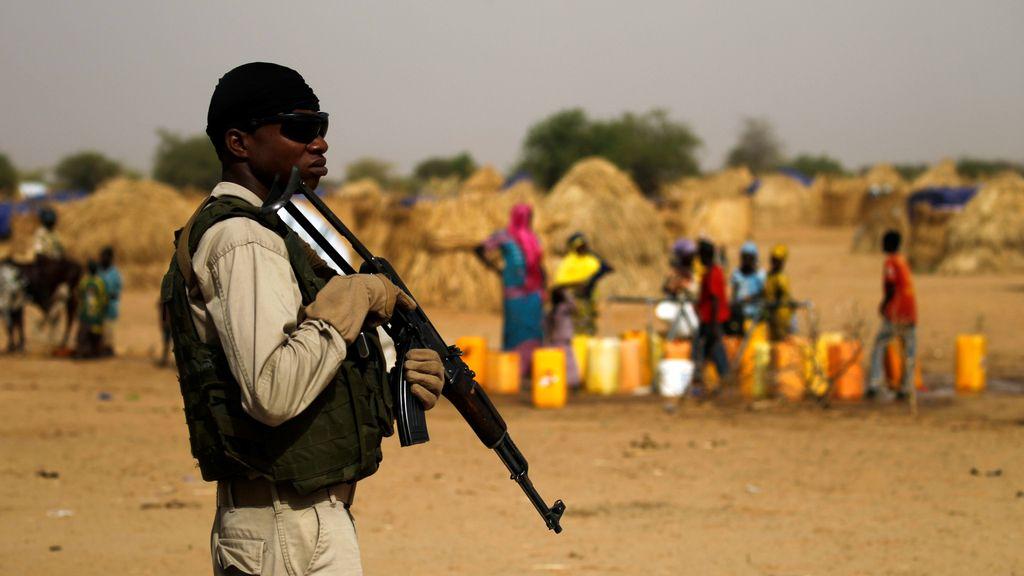 Nigeria seguridad