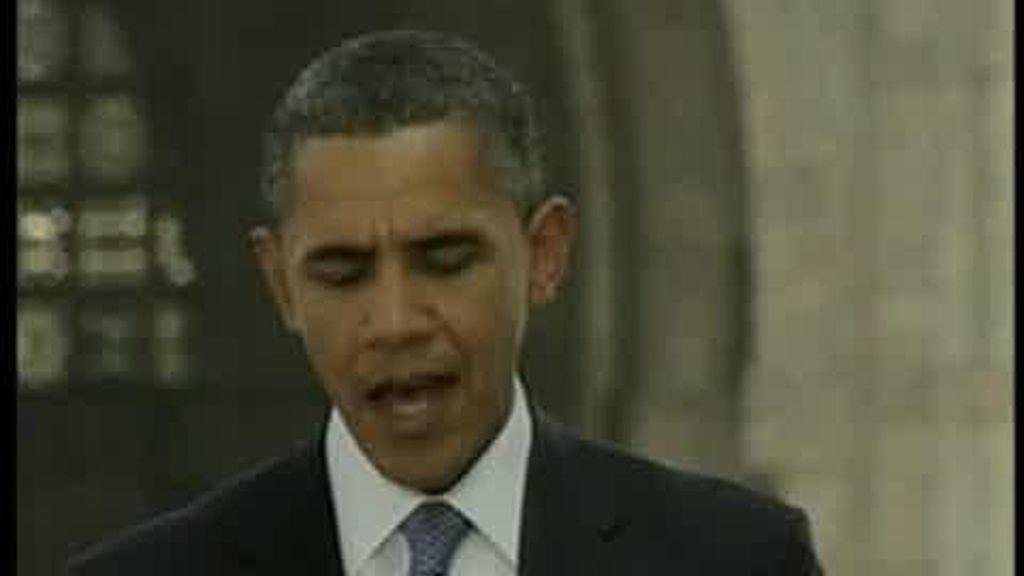 Comienza la gira asiática de Barack Obama