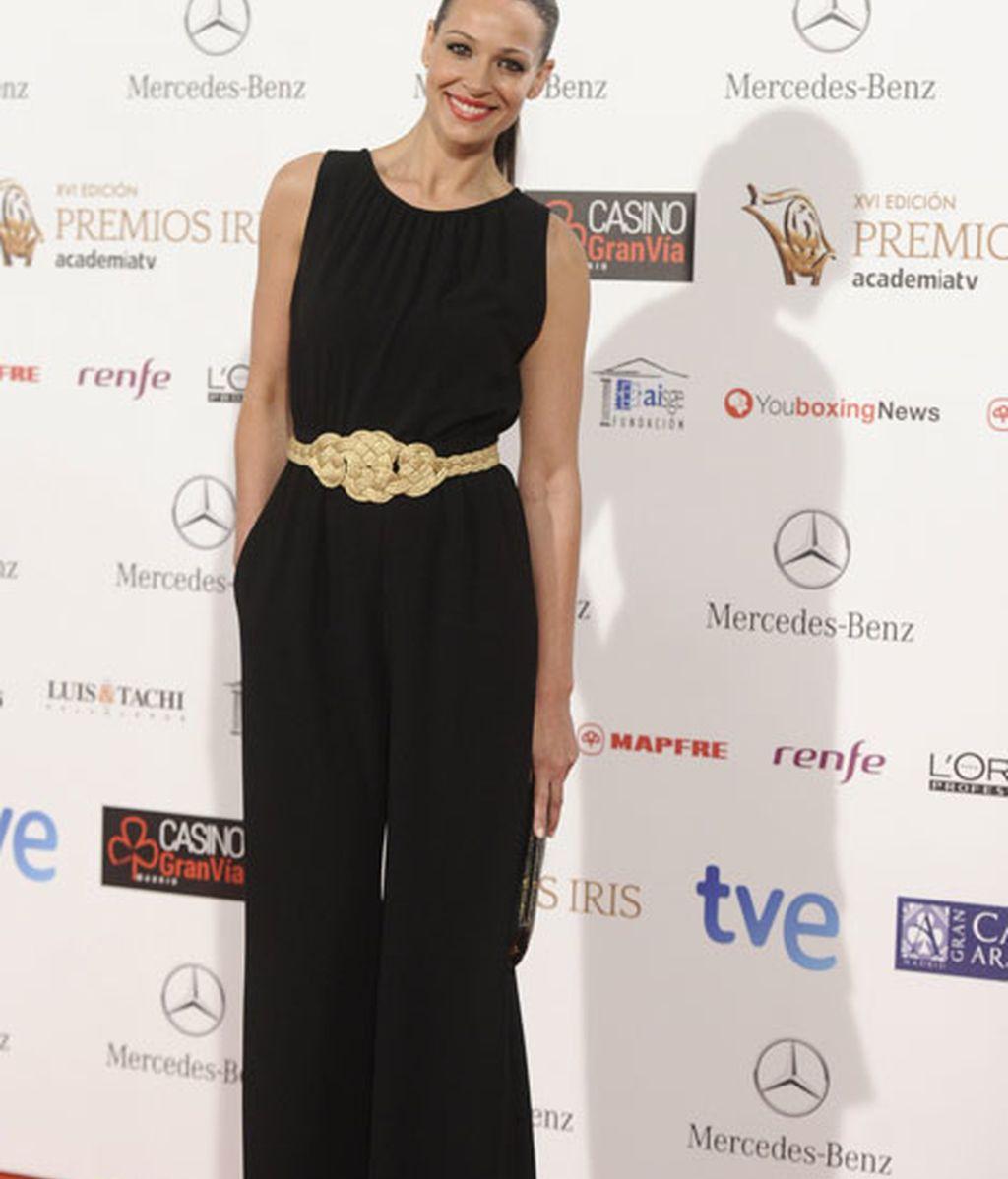 La modelo y presentadora Eva González