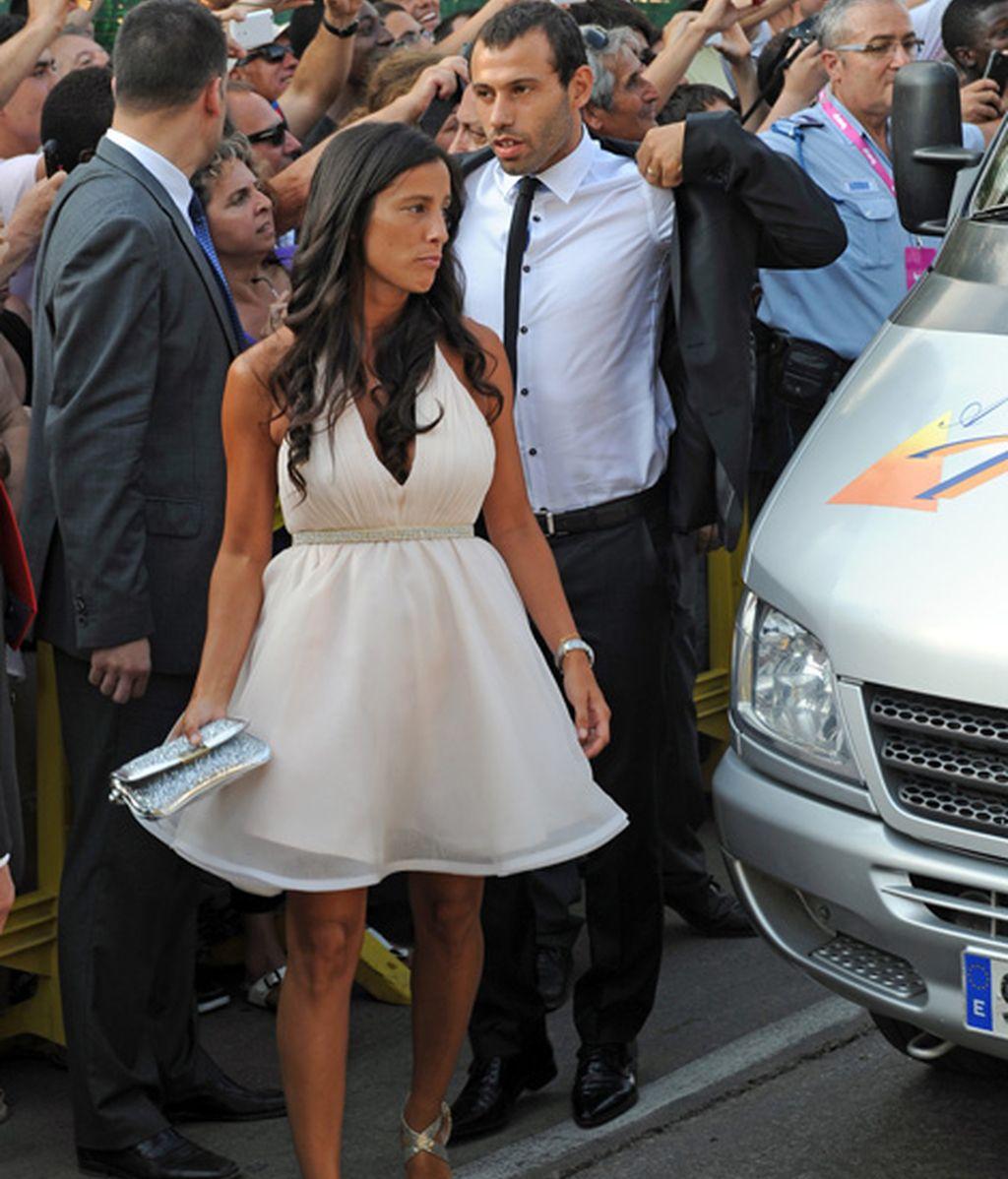 La boda de Xavi Hernández