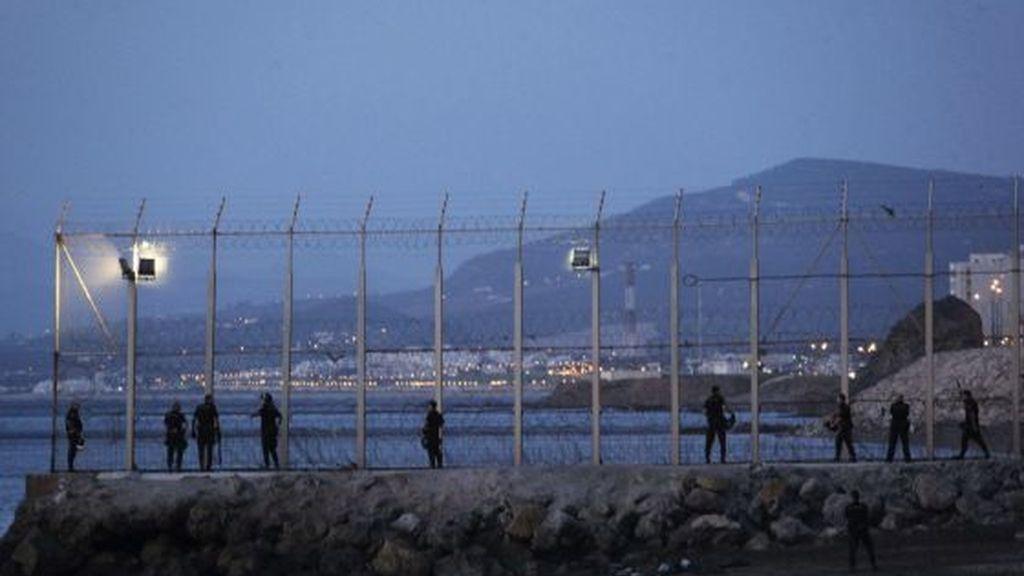 Fallecen ocho inmigrantes en aguas próximas a la frontera de Ceuta