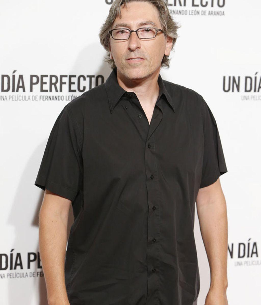 El guionista español, David Trueba