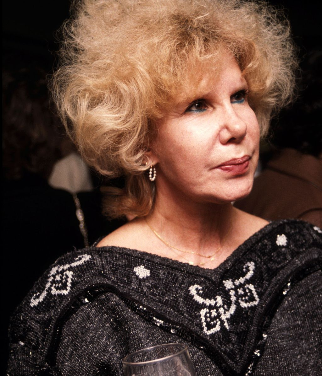 La duquesa de Alba, en 1990