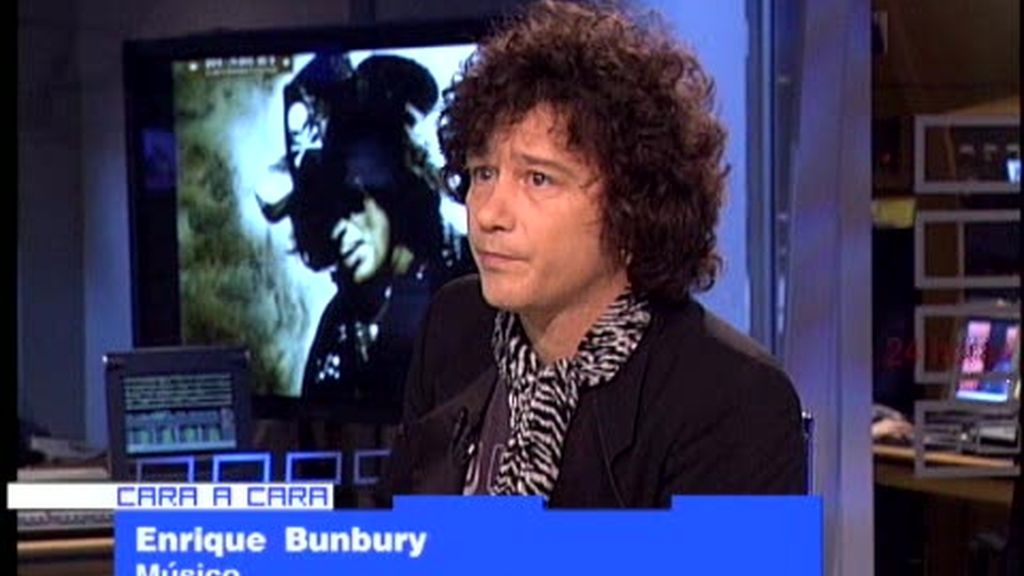 Cara a Cara con Enrique Bunbury