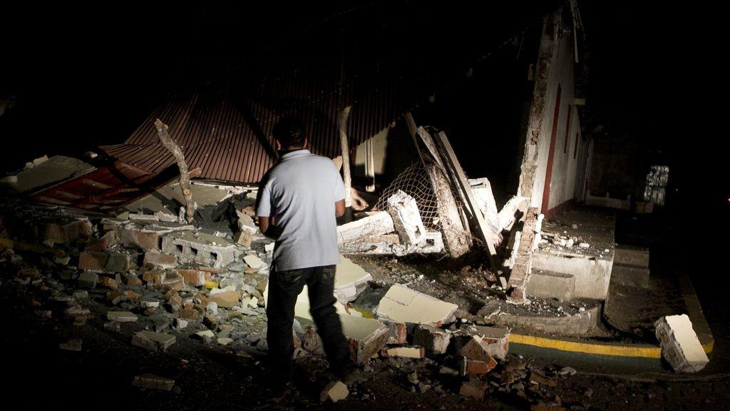 Un terremoto sacude Nicaragua