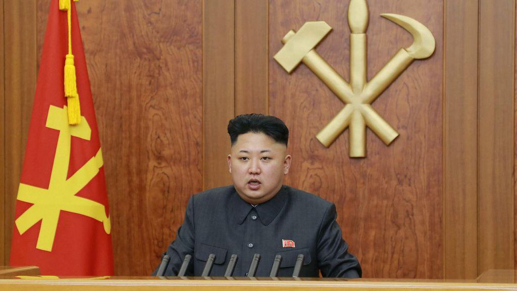 Kim Jong Un pronuncia su discurso de Año Nuevo en Pyongyang