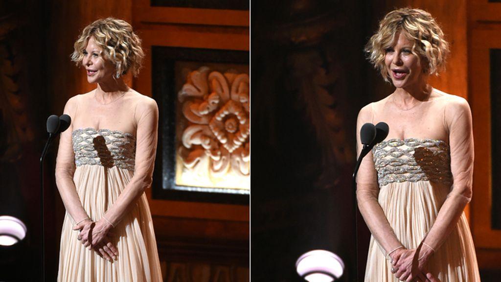 Meg Ryan en los Tony Awards
