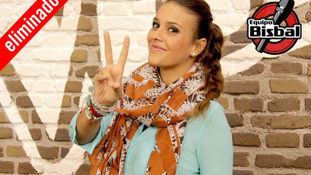 Paula Espinosa, 22 años, equipo Bisbal | Eliminada