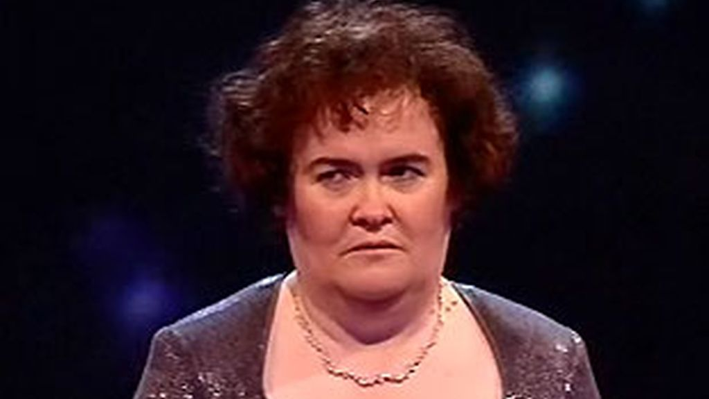 Tristeza en Escocia por la derrota de Susan Boyle. Vídeo: ATLAS