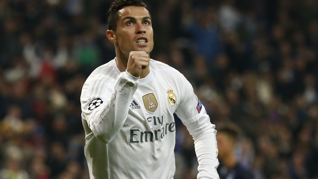 Cristiano Ronaldo, Real Madrid, Champions