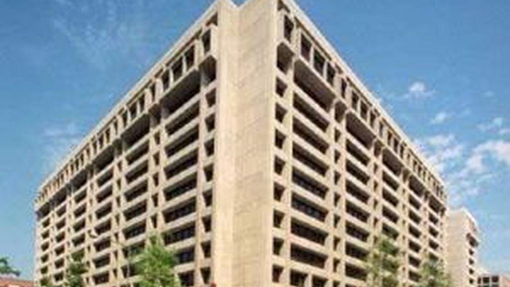 Sede del FMI en Washington. Foto: Archivo