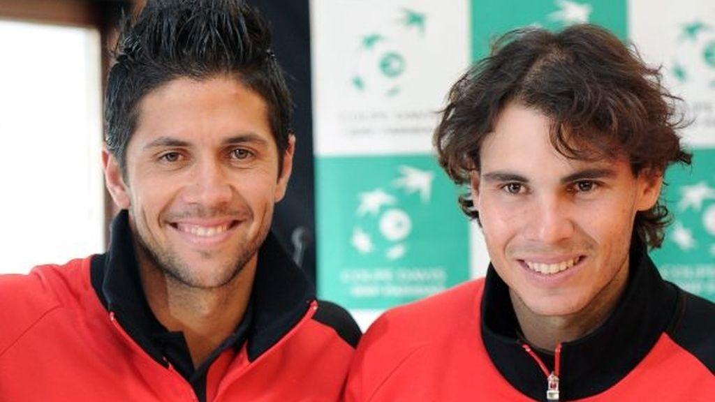 ¿Fernando Verdasco o Rafa Nadal?