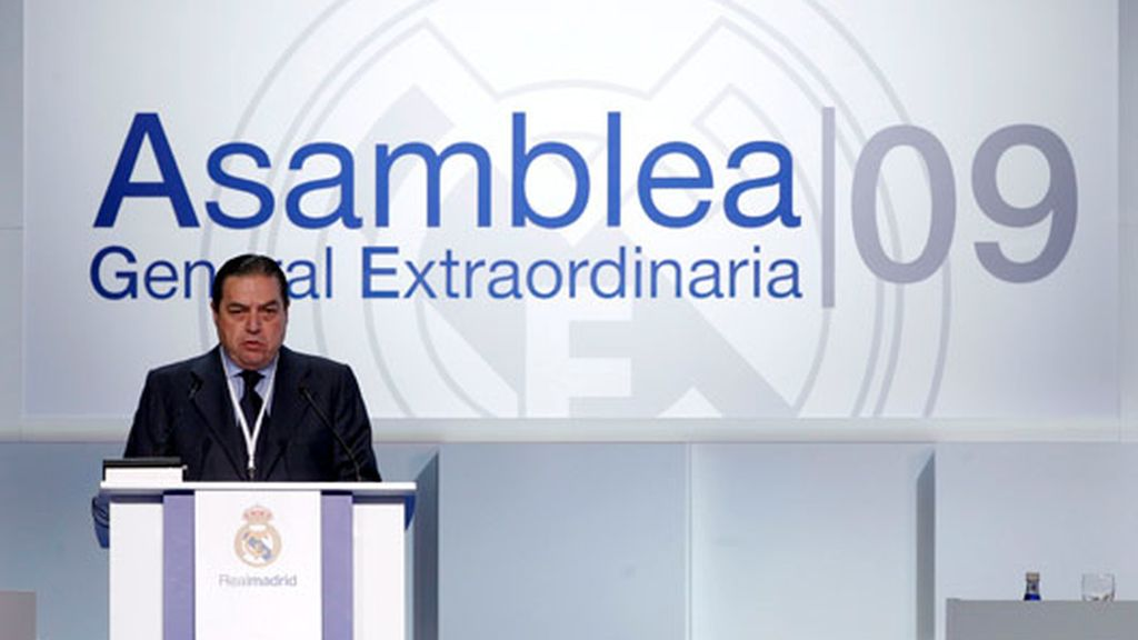 asamblea del real madrid