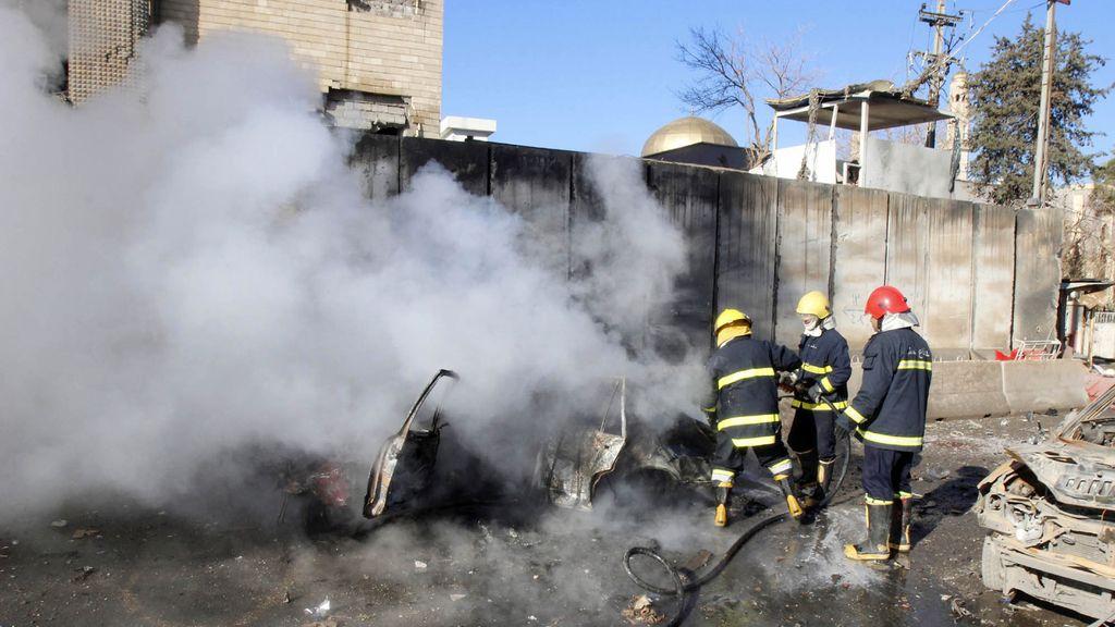 Al menos 33 muertos en un ataque contra el cuartel general de la Policía de Kirkuk, al norte de Irak