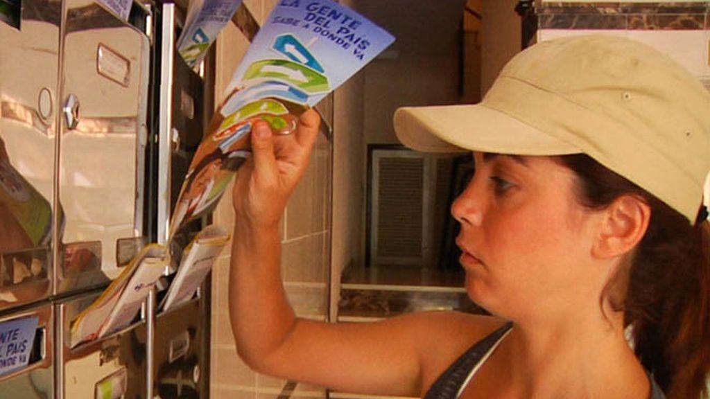 Samanta Villar se pondrá en la piel de miles de familias españolas viviendo la crisis durante 21 días