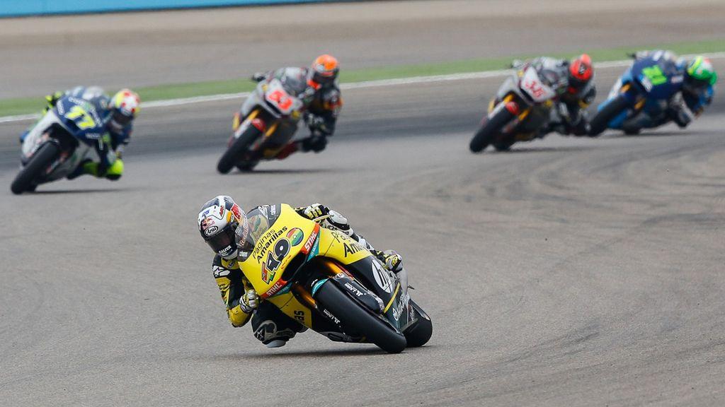 La carrera de Moto2 del Gran Premio de Japón, al minuto