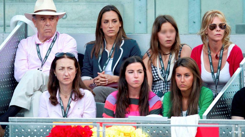 Si no vas al tenis, no eres nadie