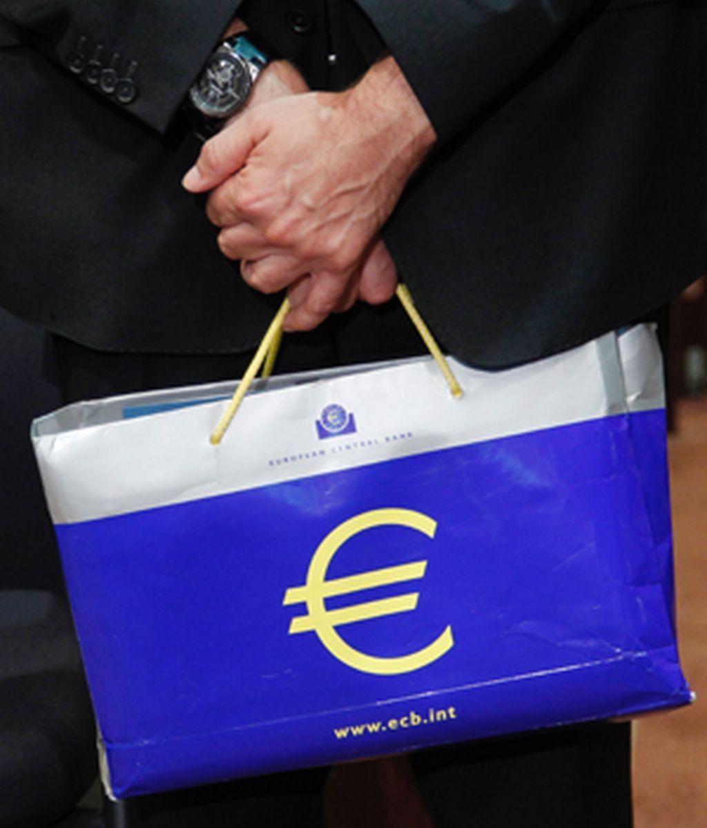 El BCE mantiene los tipos al 1 por ciento