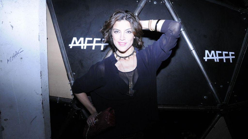 La blogger Jimena Mazucco