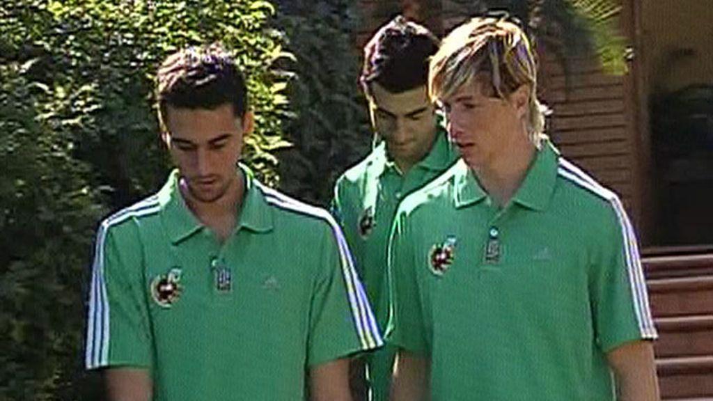 La última hora de la selección española