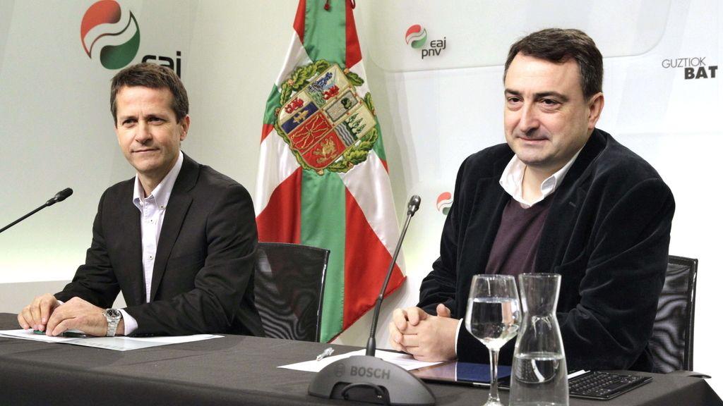 """El PNV """"solo admitirá"""" una Constitución que reconozca a Euskadi como nación y su derecho a decidir"""