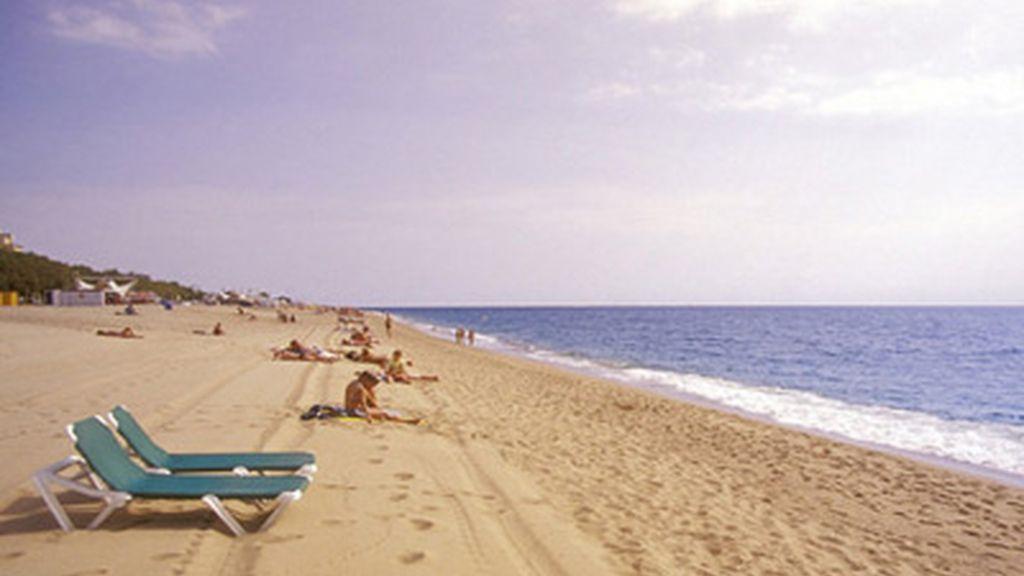 Reabiertas las playas de Premià y Masnou tras prohibir el baño por tres tiburones