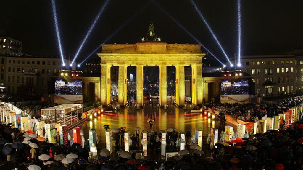 Conmemoración de la caída del Muro de Berlín