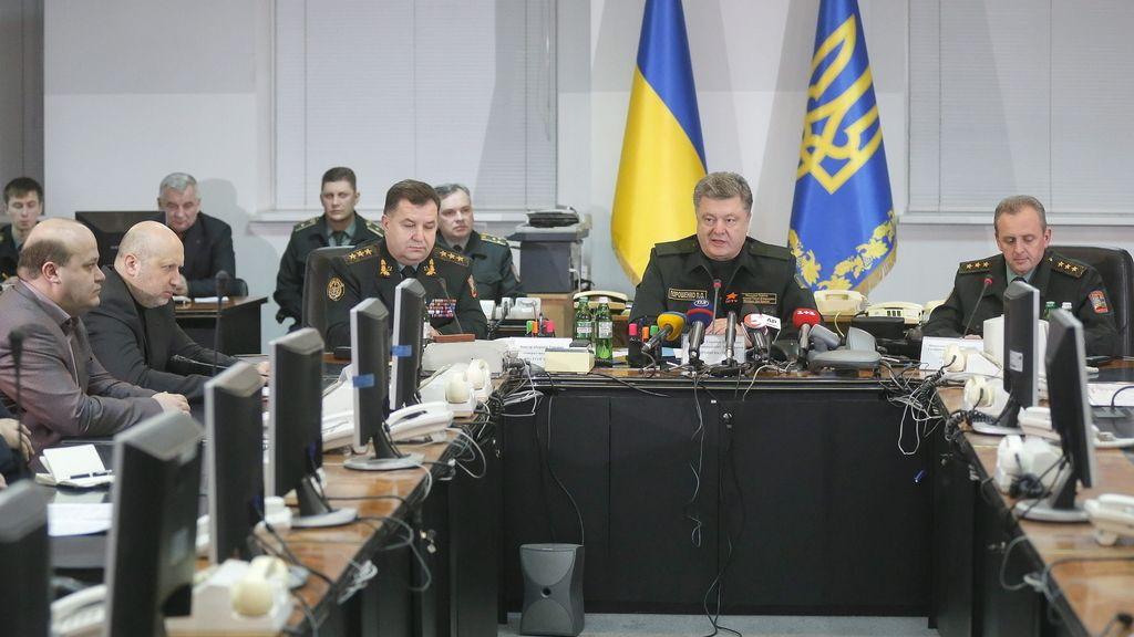 Ucrania considera que el alto el fuego se está cumpliendo aunque denuncia bombardeos puntuales