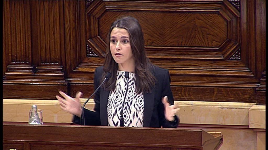 Arrimadas acusa a JxSí-CUP de romper la democracia